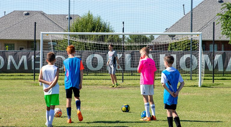Evangels Soccer Preparing To Host July Summer Camps