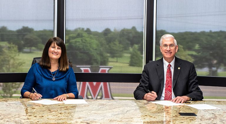 MACU Announces Partnership with OCU to Provide Path to Nursing Degree